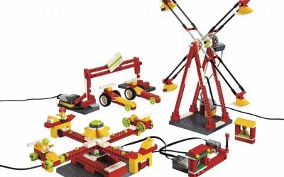 En Navidad, Talleres de LEGO Education en erranT