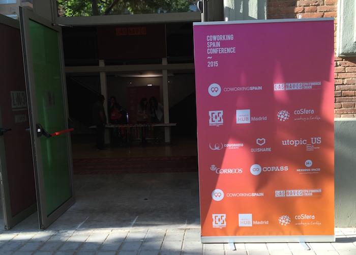 """Arranca la Coworking Spain Conference 2015. """"¿Dónde buscas talento? En los coworkings…"""""""