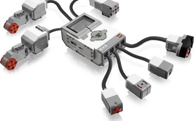 ¡Taller de robótica con Lego para adultos!