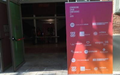 Arranca la Coworking Spain Conference 2015. «¿Dónde buscas talento? En los coworkings…»