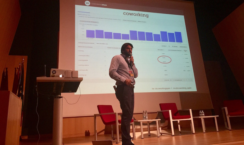 coworking spain conference erranT