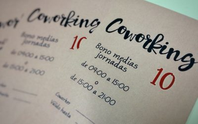 Accede ahora a erranT espacio coworking Granada con nuestro Bono 10