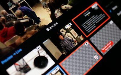 Una nueva forma de realizar vídeo en directo a través de Facebook y YouTube