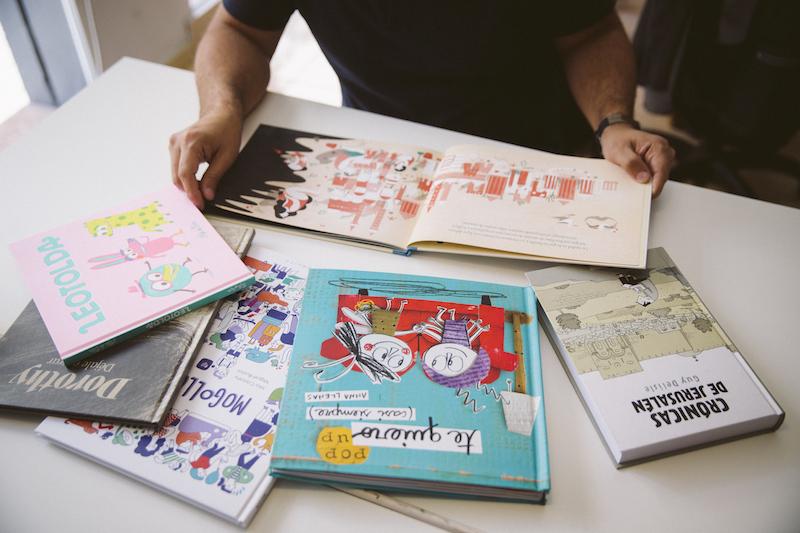 Nuestros coworkers: el blog de ilustración Un Periodista en el Bolsillo